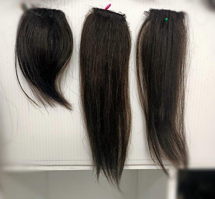 小姐 之好漂亮增蓬增➕髮量       髮片