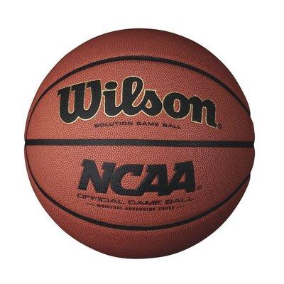 美國大學籃球官方比賽用球 Wilson NCAA Official Game Ball Basketball 超熱血