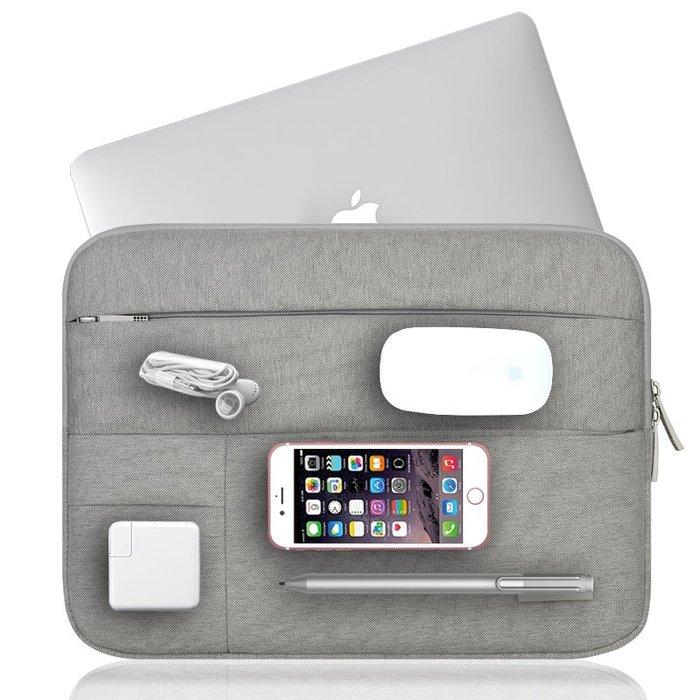 筆電包 側背包 手提包 保護囊 防水 mac蘋果macbook電腦包air13寸筆記本pro13.3內膽包11保護套12配件