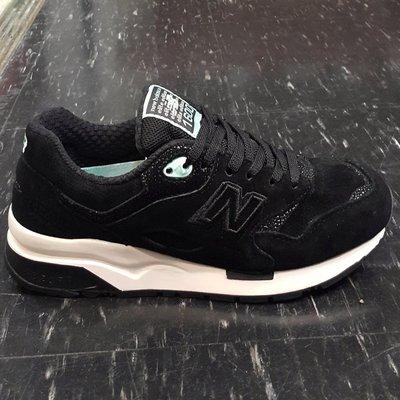 new  balance 1600 CW1600GM 黑色 白色 水藍 麂皮 復古 慢跑鞋 質感