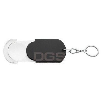 『德記儀器』《TFA》放大鏡 鑰匙鍊式 Magnifier, with Key ring