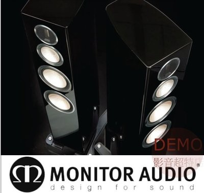 ㊑DEMO影音超特店㍿人気商品英國 Monitor Audio 喇叭實體全系列展演中 歡迎洽詢預約視聽 超お得