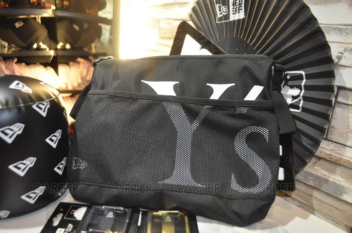 New Era Japan x Y's - YOHJI YAMAMOTO Bag  NE日本線山本耀司品牌 Y's側背包