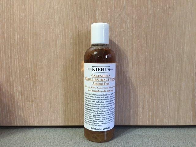 Kiehls 契爾氏 金盞花植物精華化妝水 250ml (2020/6),特惠1080