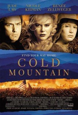冷山-Cold Mountain (2003)原版電影海報