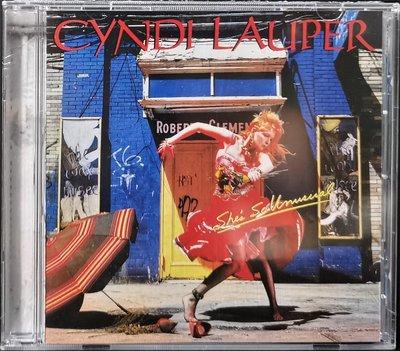 CYNDI LAUPER 辛蒂露波 / She`s So Unusual  她非比尋常【美版全新未拆】