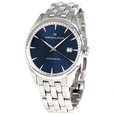 HAMILTON H32451141 漢米爾頓 手錶 40mm JAZZMASTER 鋼錶帶 男錶女錶