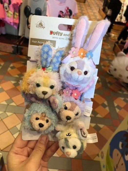 1200元含郵資賠售購自香港迪士尼2019復活節春季限定新品髮束