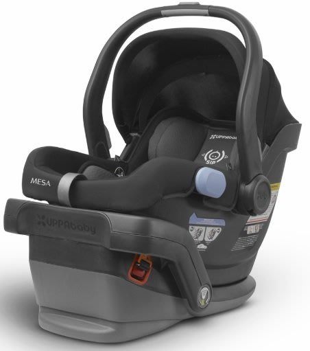 ㊣USA Gossip㊣ UppaBaby 2017/2018 MESA Infant Car Seat 含底座