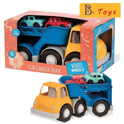 B.Toys 小車車 高乘載運輸拖車 §小豆芽§ 高乘載運輸拖車