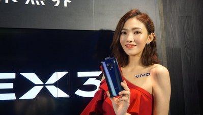 熱賣點 VIVO NEX 3  5G 升降式前鏡頭 8+ 256g 黑 旺角 店 mk