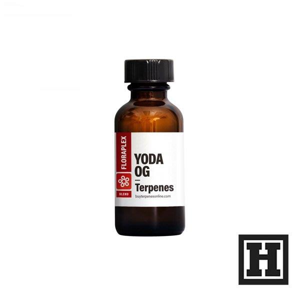 [H Market] 美國製造 Floraplex Terpenes 萜烯 尤達 Yoda OG Indica