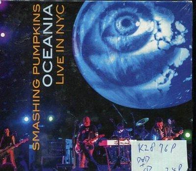 *真音樂* SMASHING PUMPKINS / OCEANIA 全新 DVD+2CD K28769
