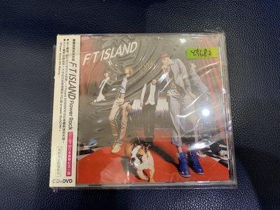 *還有唱片行*FTISLAND / FLOWER ROCK CD+DVD 二手 Y9682
