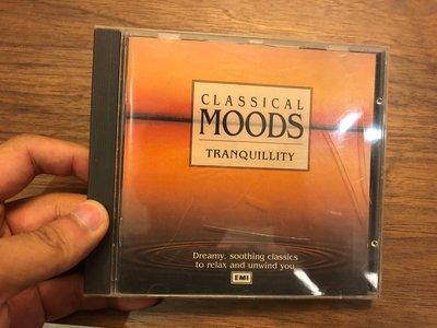 CLASSICAL MOODS TRANQUILLITY 情境古典之平靜 EMI 無刮痕