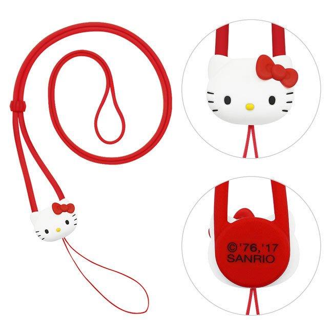 GARMMA 三麗鷗正版授權  長掛繩 –Hello Kitty