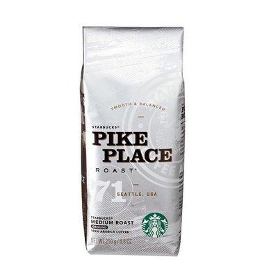 【Kidult 小舖】Starbucks 星巴克咖啡豆 派克市場烘培口味Pike Place Roast (390元/包)