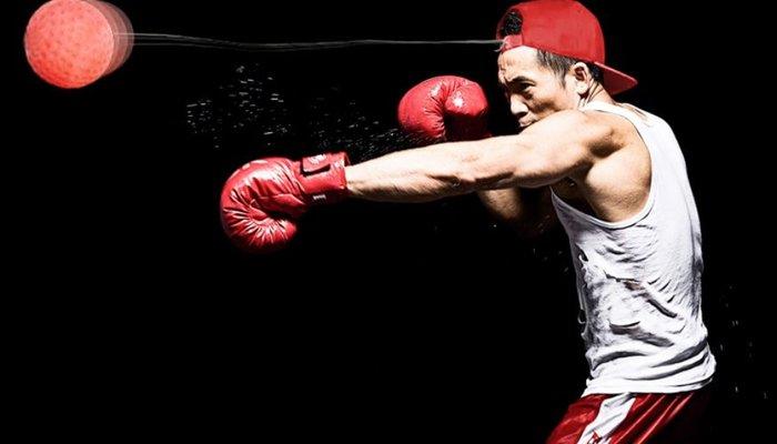 拳擊訓練球 反應訓練 敏捷 MMA 格鬥 拳擊回力球 Boxing ball 全方位拳擊回力球  拳擊球  【RF25】