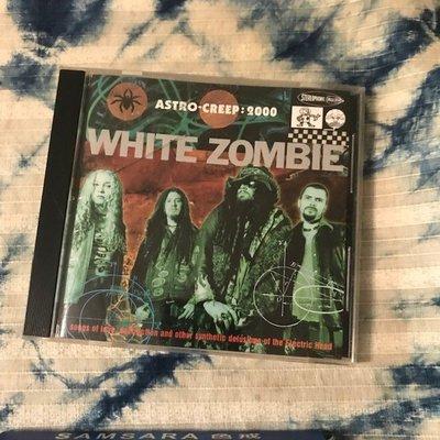 ~春庄生活美學小舖~2手CD      WHITE ZOMBIE/ASTRO-CREEP 2000