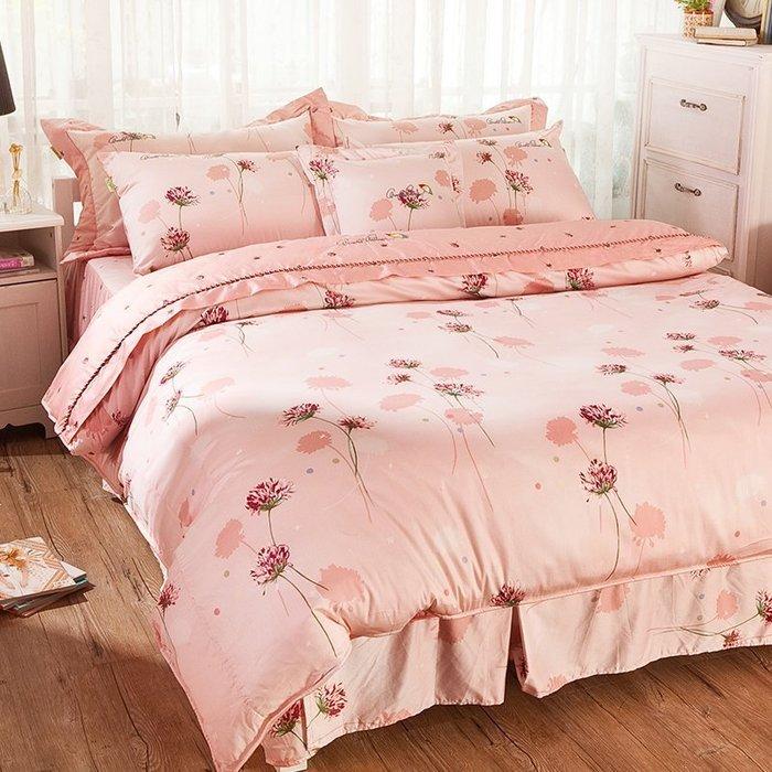床罩組 / 雙人【Arnold Palmer花語夢境】七件組床罩組  60支精梳棉  戀家小舖台灣製AAS200