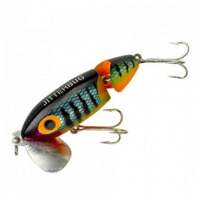 Arbogast 8.89公分 雙節顫波甲蟲 Jointed Jitterbug
