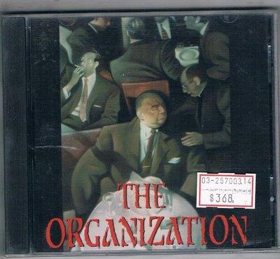 [鑫隆音樂]西洋CD-THE ORGANIZATION Metal Blade {3984140232} 全新/免競標