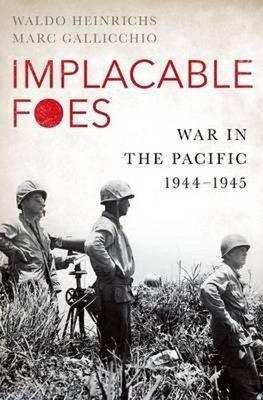 【中商原版】不能和解的敵人 1945年的太平洋戰爭 英文原版 Implacable Foes War in the Pacific 1944-1945 戰爭史