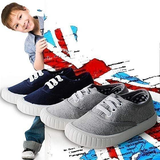 外銷澳洲 糖果色 布鞋 亮眼兒童帆布鞋 板鞋 休閒鞋(零碼鞋大出清)