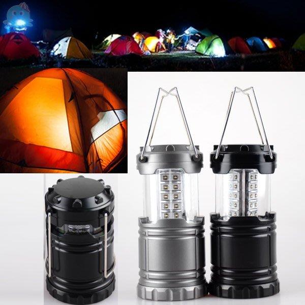 30LED露營燈 野營燈 營地帳篷燈 可吊掛小馬燈 緊急照明燈 停電手電筒 電燈 燈具【423014】