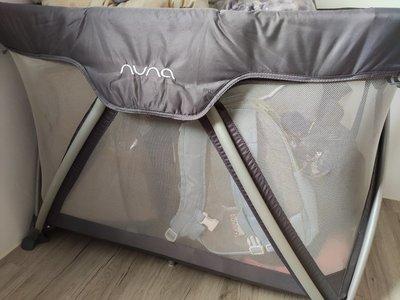 二手NUNA 嬰兒床-灰色