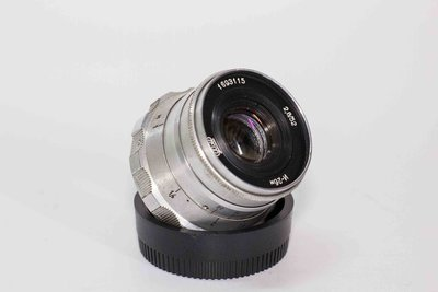 INDUSTAR 26M 50mm F2.8 for M39 SN1693115