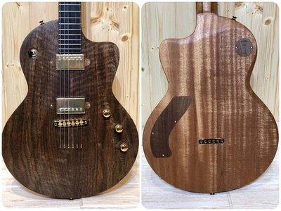 【成功樂器 . 音響】Lowden Guitar GL-10 - Figured Walnut 限量款 電吉他