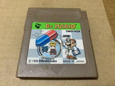 幸運小兔 GB遊戲 GB 瑪利歐醫生 瑪利醫生 瑪莉歐醫生 馬力歐  任天堂 GameBoy GBC、GBA 適用 F2