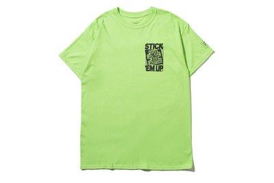 "[ LAB Taipei ] LOOSEJOINTS ""AEVIL LABELS TEE"" (Green)"