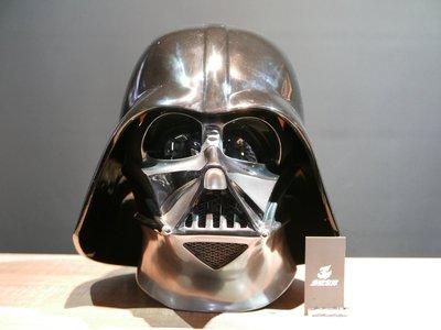 (參號倉庫) ANOVOS 星際大戰三部曲 經典 黑武士 頭盔 1:1 Ready To Wear版 完成品