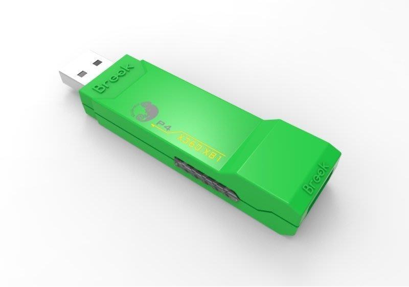 【現貨】Brook 超級轉接器 Xbox 360 / Xbox One to PS4 / PC 有 / 無線手把 熱插拔