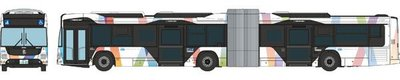 [玩具共和國] 4543736317197 京成バス東京BRT連節バス