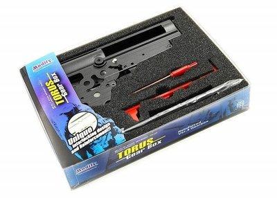 【WKT】MODIFY 摩帝 TORUS 加強型 7mm AK系列齒輪箱-MD-GB-10-05