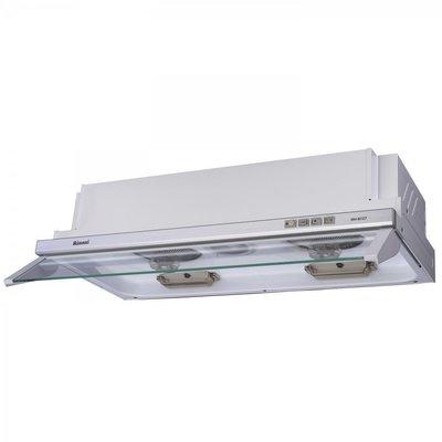 【MIK廚具】㊣林內RH-9127 90cm超薄型智慧型電熱除油隱藏式排油煙機 MIK廚具直營