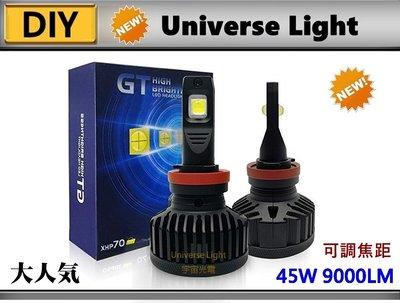GT 9000LM 解碼 LED 大燈 H4/HS1/H17/H7/H8/H10/H11/H16/9005/9006