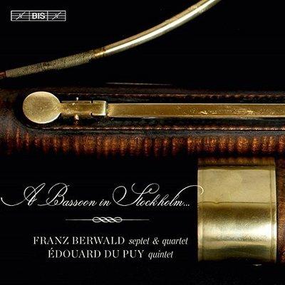 【SACD】斯德哥爾摩的低音管A Bassoon In Stockholm/羅納德布勞提岡---BISSACD214