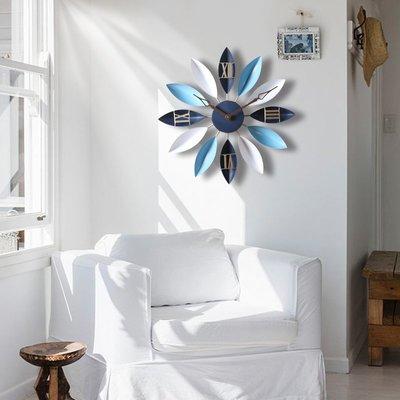 〖洋碼頭〗現代簡約客廳創意時尚藝術靜音臥室時鐘家用掛表北歐式大氣掛鐘表 ogh105