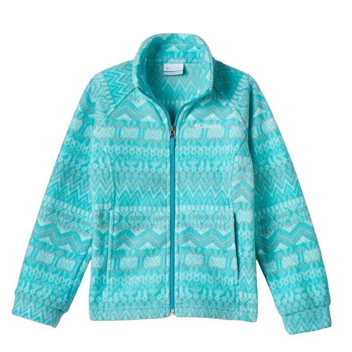 Columbia 哥倫比亞品牌女童毛絨外套  尺寸 2歲 有2色