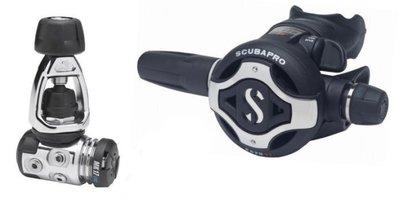 台灣潛水---SCUBAPRO 調節器 MK17 EVO/S620Ti