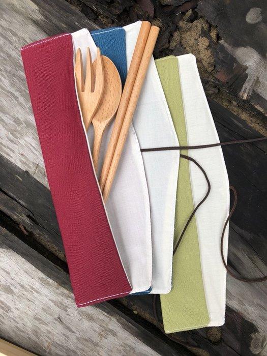 竹藝坊-不塑之客-精選攜帶式餐具組/減塑/木頭餐具/客製專用餐具筷套/畢業禮/婚禮小物/伴娘禮(可客製刻字)