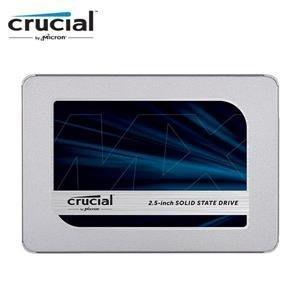@電子街3C 特賣會@送2.5吋轉3.5吋 硬碟轉接架*1台+美光 Crucial MX500 500GB SSD*1台