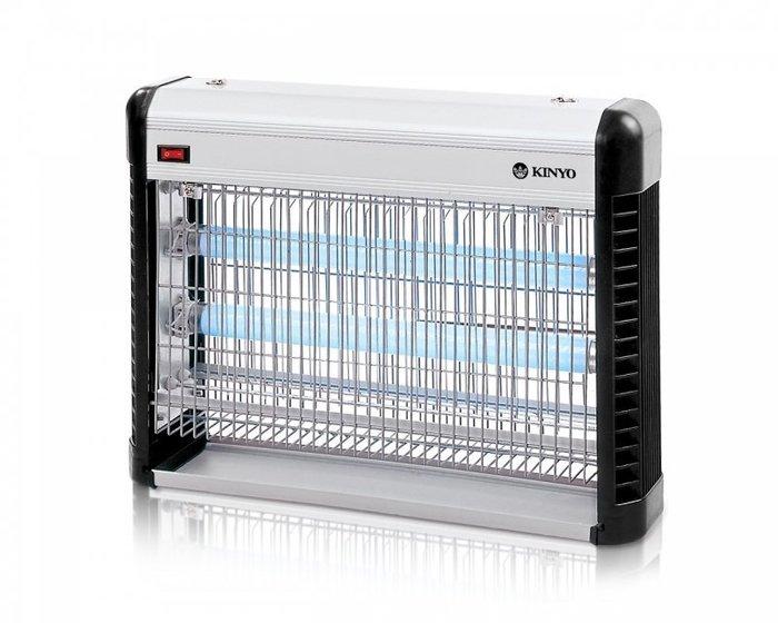 【免運費】KINYO 耐嘉 電擊式捕蚊燈 KL-771