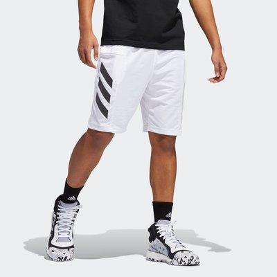 【豬豬老闆】ADIDAS SPT  3S SHORT 休閒 運動 籃球褲 短褲 男款 白 FN2363 黑 FP9731