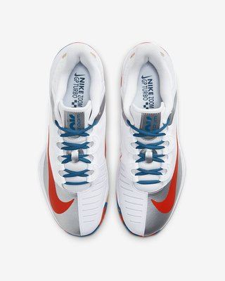 Tu.DOS NIKECOURT AIR ZOOM GP TURBO CK7513-104 男鞋