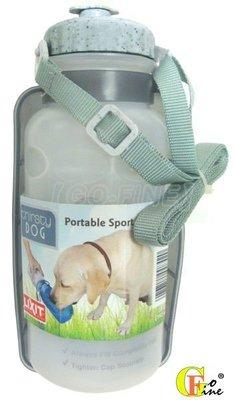 夠好 立可吸 TD-20貓狗外出飲水壼 寵物外出水壼 寵物旅行水瓶 寵物運動水碗600cc美國寵物用品第一品牌LIXIT